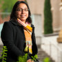 Karen Perez is pursuing a Doctor of Education in Leadership degree at Lewis & Clark.