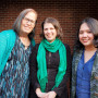 The TransActive team from L-R: Jenn Burleton, Matsya Siosal, Kelly Novahom