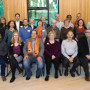 The Board of Alumni is the governing body of the Alumni Association. Members include (front row):...