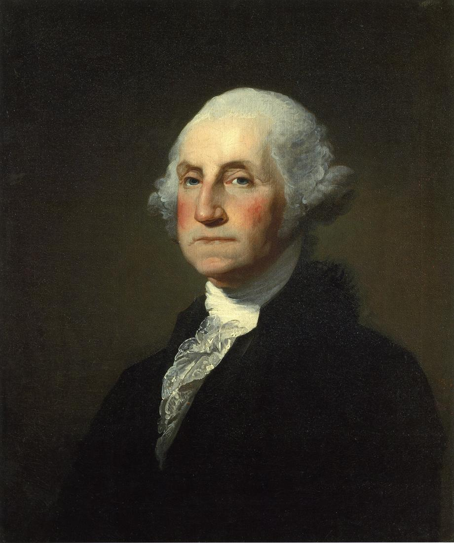 George Washington, father of our country.