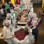Students serving at the Oregon Food Bank as part of Spring Into Action Community Service Day at L...