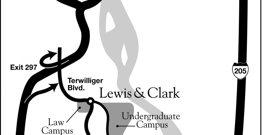 Directions To Lewis Clark Visiting Campus Lewis Clark