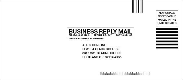 Business Reply Envelope Template Images Business Cards Ideas - Business reply envelope template