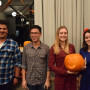 Carving competition finalist! -2015 Pumpkin Carving Party