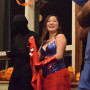 Costume competition finalist! -2015 Pumpkin Carving Party