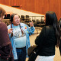 Rhythms of Change At the 2nd symposium, Playwright, Shoshone-Bannock Tribe Member, and Oregon ...