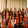 The banquet honors graduating seniors that have been involved in IME throughout their time at Lew...
