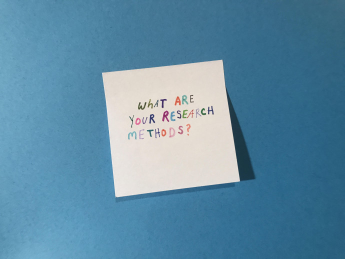 What are you research methods?
