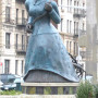 Swing Low: Harriet Tubman Memorial (2008) 122nd and Frederick Douglass Ave. New York, NY, 13'x2...