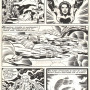 Jack Kirby, The Eternals 17, page 17, 1977, © and TM Marvel and Subs., Inker: Mike Royer, Pen an...