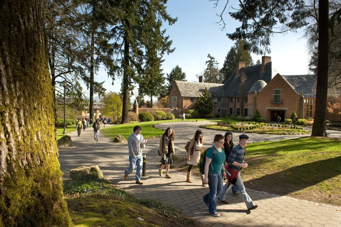 Virtual Tour Visiting Campus Lewis Clark