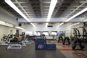 Pamplin Sports Center Gym