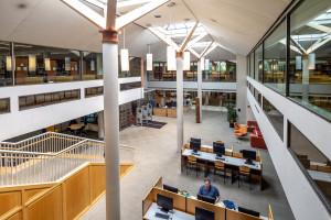 Watzek Library - Visiting Us - Lewis & Clark