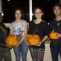 Some spooky creations from the annual ISLC Pumpkin Carving Event