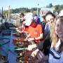 International and domestic students participated in a crabbing trip at the Oregon coast with Psyc...