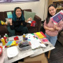 Kindness Crafting in the ISS/IME office