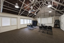 Classrooms in Albany Quadrangle can accommodate between 20 to 40 people, with a variety of seatin...