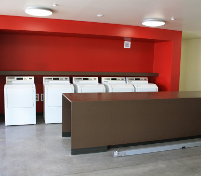1st Floor Laundry Area