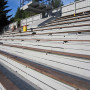 Griswold Stadium Seating - Before