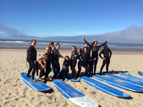 Surf & Hike the OR Coast