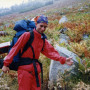 Backpacking in the early 90s