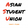"Text reads ""Asian Student Union Lewis & Clark"""