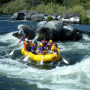 Whitewater rafting on the Deschutes River