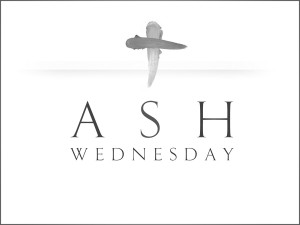 Ash Wednesday is February 14th