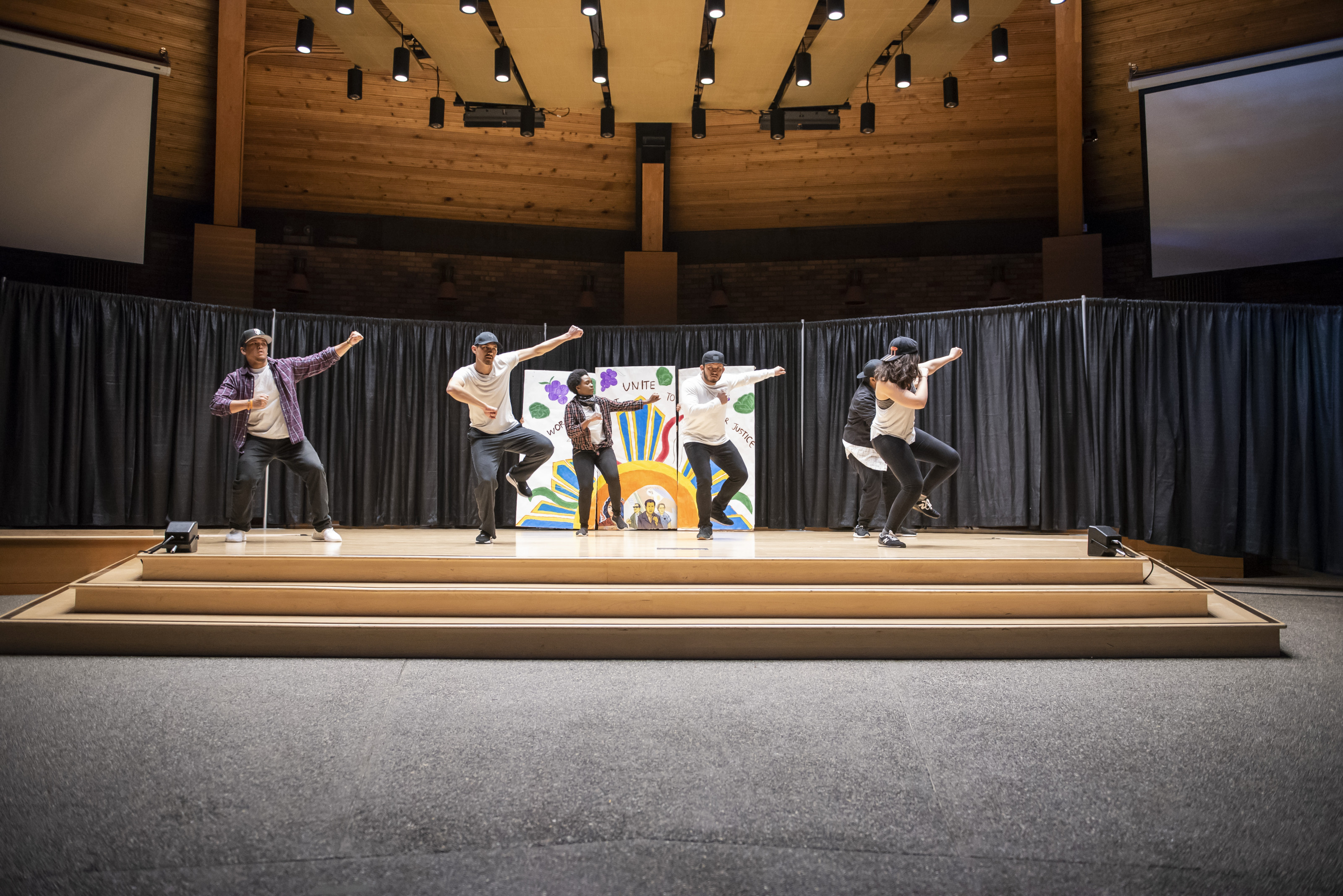 Lewis & Clark celebrated the many cultures and nationalities represented on campus during its...