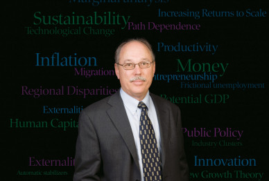 Joe Cortright B.S. '76, one of Oregon's leading economists, tackles questions about the Great...