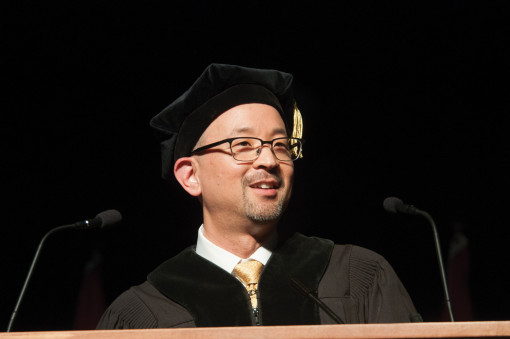 2016 Grad School Graduation Speaker Kevin Kumashiro
