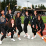 Members of the Lewis & Clark Dance Team