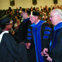 Graduate School of Education and Counseling Commencement 2012