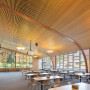 Lewis & Clark renovates Fields Dining Hall, the largest dining facility on campus.