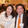 Julieann Park and Trustee Jin Park.