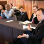 Panelist Marc Conner, Jo M. and James Ballengee Professor of English, at Washington and Lee Unive...