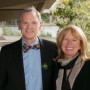 U.S. Rep. Earl Blumenauer B.A. '70, J.D. '76 and Law School Dean Jennifer Johnson.