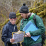 Lowes' students carry out an annual ecological field study to assess the health of Lousignont C...