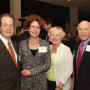 Barry Glassner; Betsy Amster; Marilyn Pamplin; Dr. Robert B. Pamplin Jr. '64, '65,'66, ...