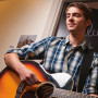 "Adam Betters CAS '17, Santa Barbara, California ""My hero is Bruce Springsteen, musically a..."