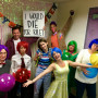 Congratulations to ISS and IME office! 1st place of this year's Halloween Costume Contest featu...