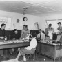 1949 Pioneer Log staff The first issue of the Pioneer Log was printed on October 13, 1942, only t...