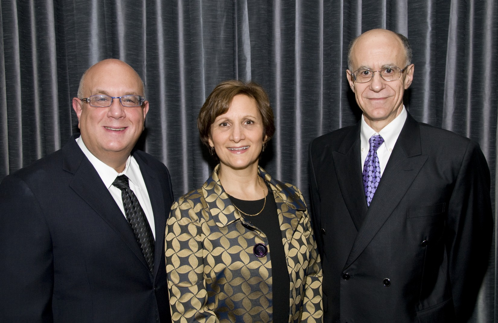 The Hon. Michael H. Simon, U.S. Rep. Suzanne Bonamici, and Dean Robert Klonoff.