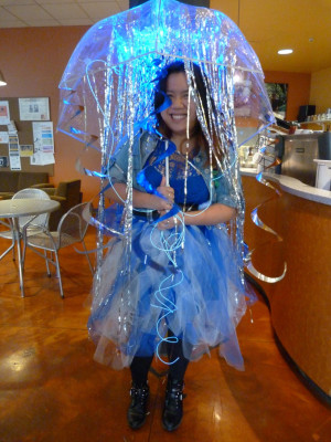 best individual costume jellyfish by taylor carleton 17 - Halloween Winning Costumes