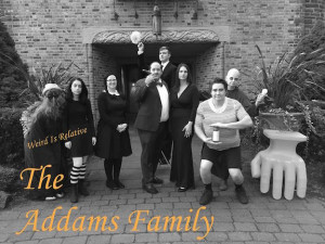 """The Addams Family"" by Career Center staff"