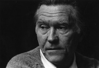 William Stafford won the National Book Award in 1963 and served as Poet Laureate from 1971-72.