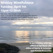 Midday Mindfulness