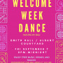 Bright Pink Dance Party Flyer