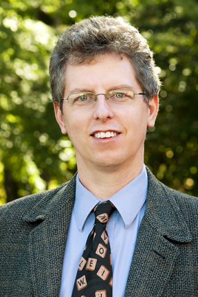 Peter Drake, associate professor of computer science