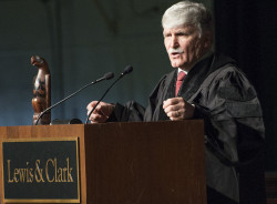 Roméo Dallaire, former commander of the United Nations Peacekeeping Mission to Rwanda, Canadian A...